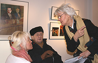 Anette Lindegaard, Rolf and Ritva Luft
