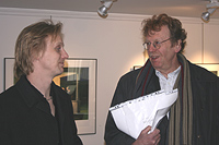 Andreas Boonstra and Stefan Larsson