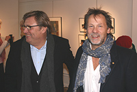 Lars Wiman and Bengt Kirschon
