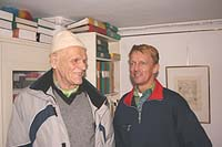 Kjartan Slettemark and Anders Engman