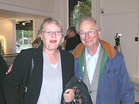 Ann Blom and Ingemar Dahlberg