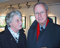 Marianne and Bertil Hofverberg