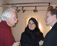 Rune Jansson and Mr and Mrs Bo Nilsson