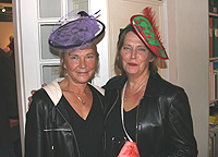 Karin and Marie Grönlund