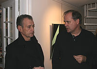 Henry Nisell and Anders Blom