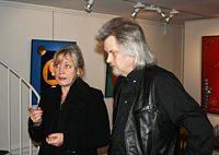 Gunilla and Lars Ramstedt