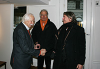 The Artist, Staffan Nihlén and Magnus Berg