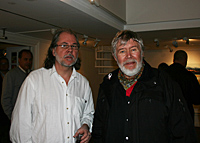 Arne Frifarare and Benny Nicklasson