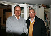 Anders Blom and Thomas Kleiner