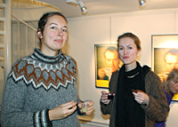 From Norway: Idun A. Husabø and Silje Nes