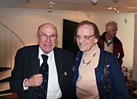 Teddy and Ulla Brunius