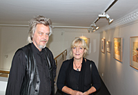 Lars and Gunilla Ramstedt