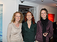 The three sisters: Helena, Ihren and Malin