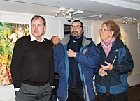 Anders Blom, Lars Andersson and Jan Håfström