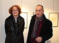 Petra Brunius and Henry Nisell