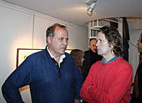 Anders Blom and Fredrich Lovén