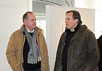 Anders Blom and Janos Pataky