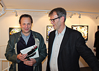 Daniel Birnbaum and Thomas Millroth