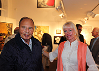 Arne Belenius and Anette Lindegaard