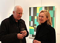 Hans Werner and Lena Nytén
