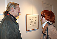 Magnus Berg and Kerstin Lindell