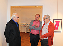 Olle Granath, Anders Blom and  K G Nilson
