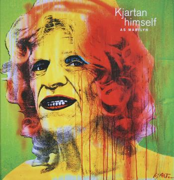 Kjartan Slettermark - as Marilyn